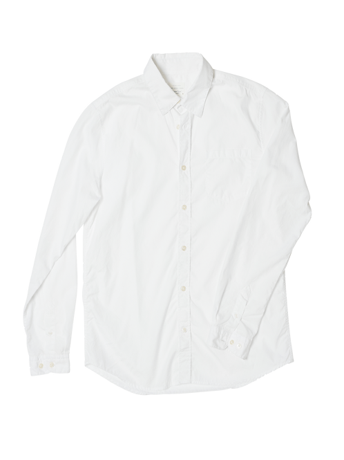 chemise blanche unisexe