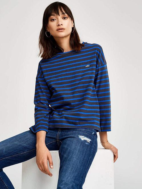 tee shirt bellerose marinière