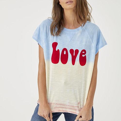 T-shirt love lagon Five jeans