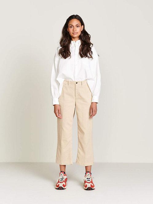 pantalon 7/8ème crème Bellerose