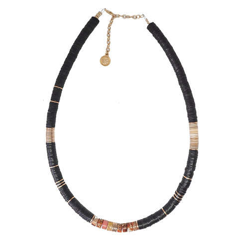 collier bombay black
