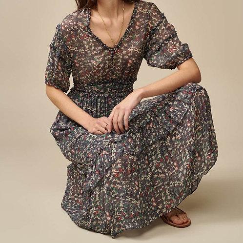 robe flowers bellerose