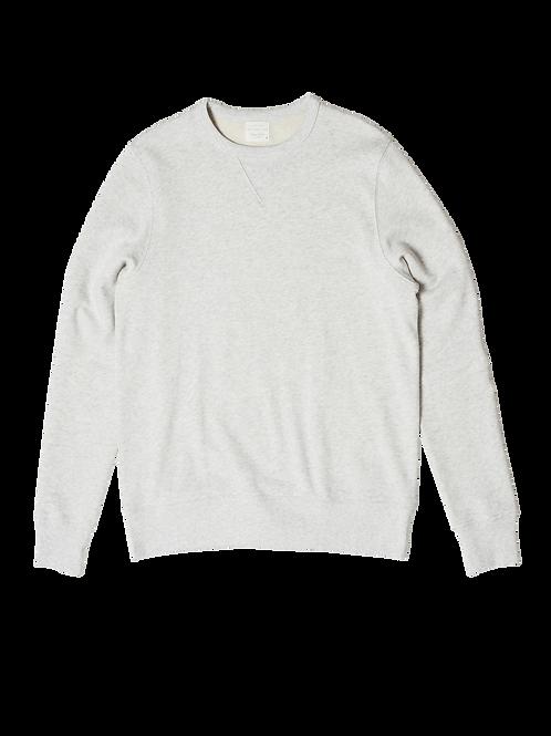 sweat-shirt gris unisexe