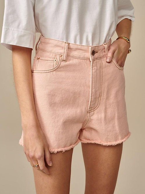 Short peach Bellerose