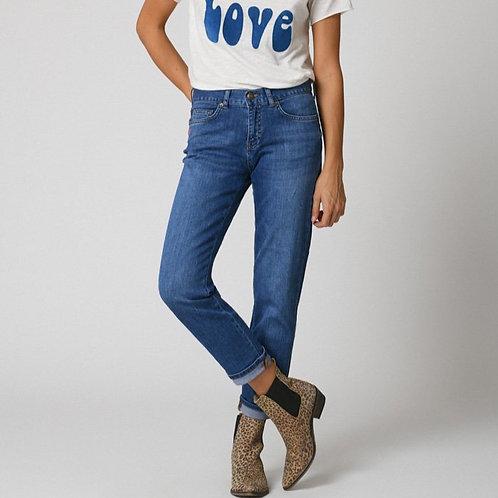 Jeans boyfit Five