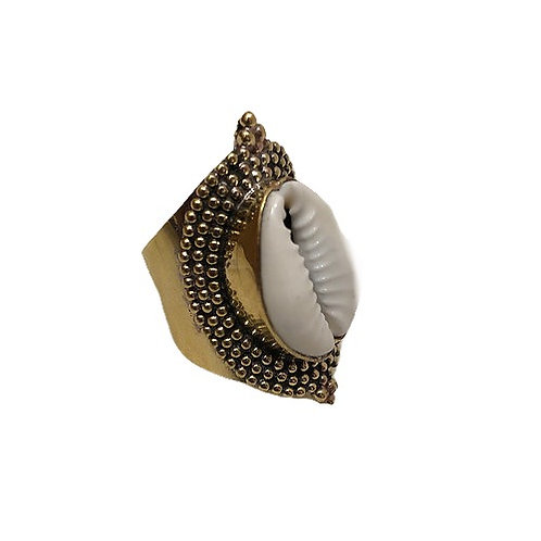 bague cocobeach XL pearl karma