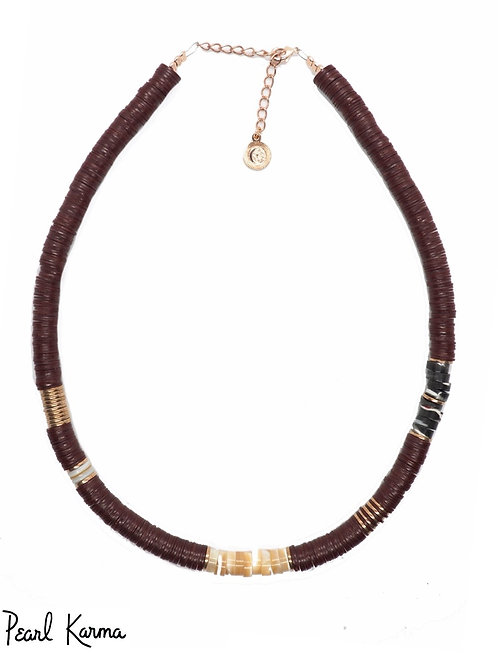 collier surfer wine pearl karma