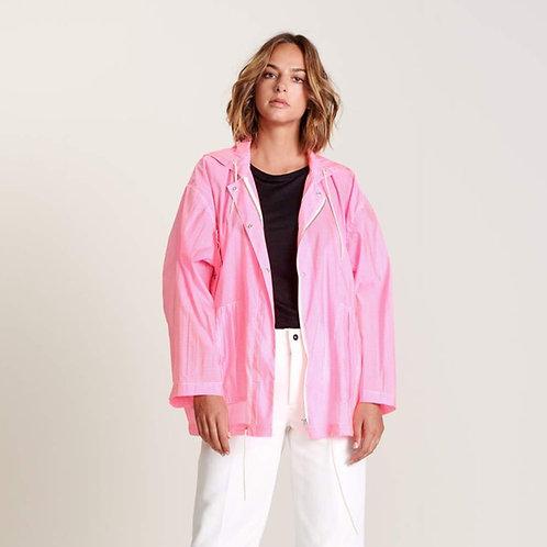 veste néon rose bellerose