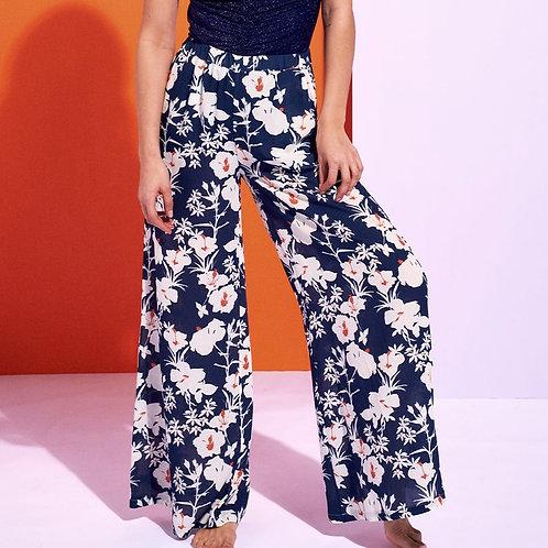 Pantalon hibiscus Albertine