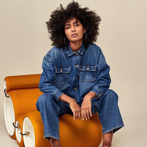 Surchemise en jeans Bellerose