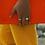 Thumbnail: bague phalange trilogie gold Pearl karma
