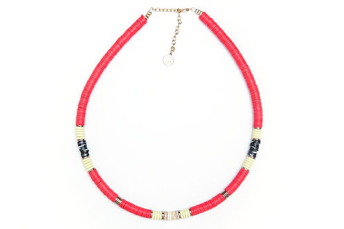 collier surfer kelly coral pearl karma