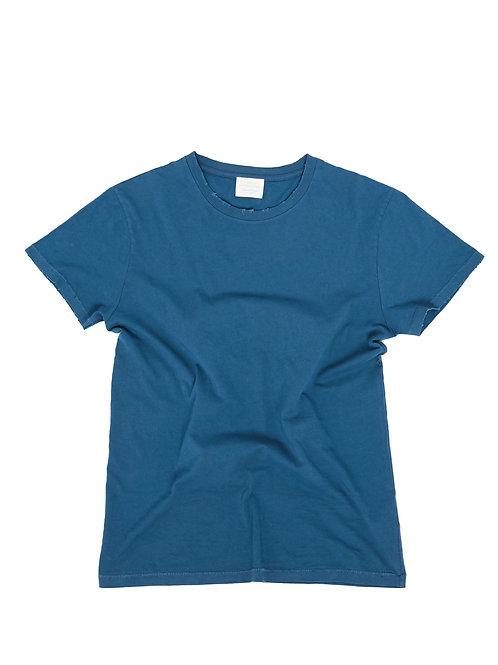 T-shirt bleu unisexe used