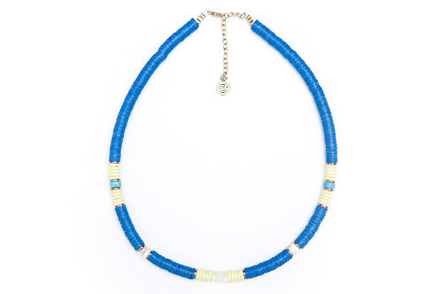 collier surfer kelly blue pearl karma