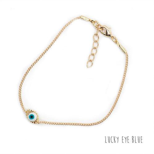 bracelet lucky eye chaine karma