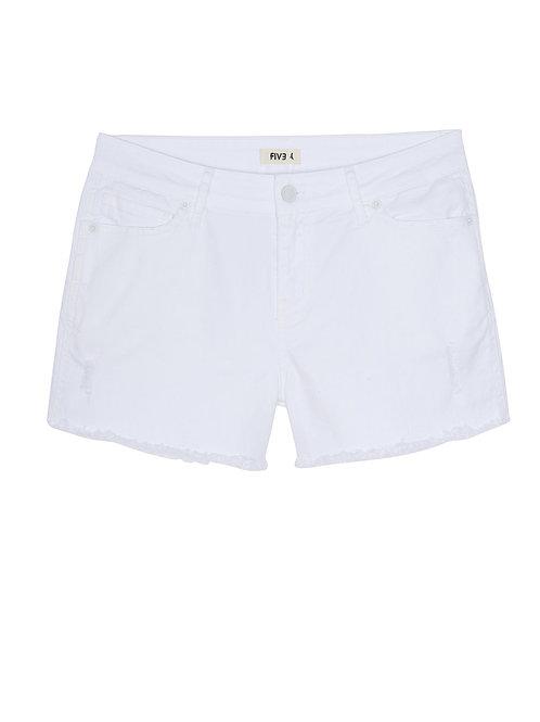 Short white Five jeans