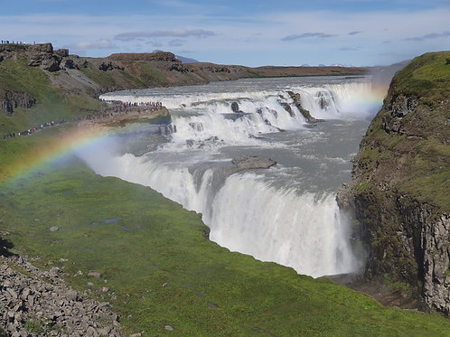 Golden Circle Route must-see in Iceland!