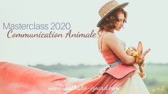 Masterclass Communication Animale 2020 (