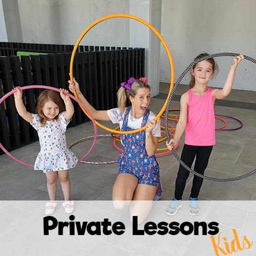 Private Lessons - KIDZ