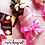 Thumbnail: Mini Bouquet 5 Rosas rojas o rosas