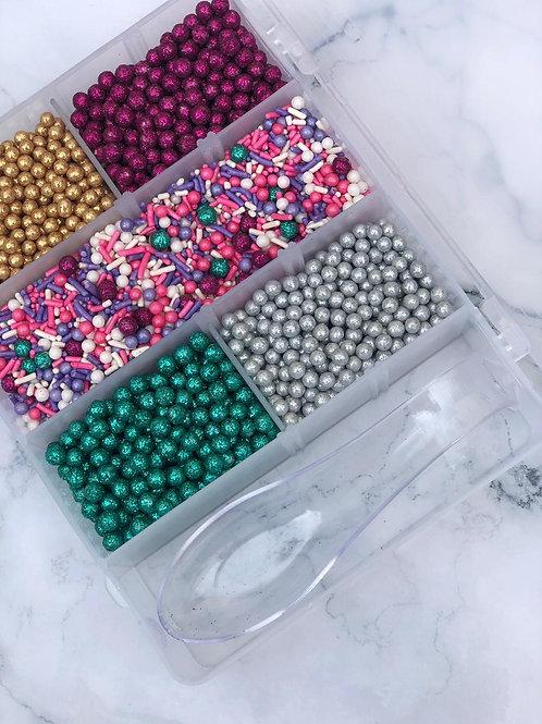 Caja de Sprinkles Mermaid Mix