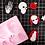 Thumbnail: Molde Silicon Calaveras Camafeos X10