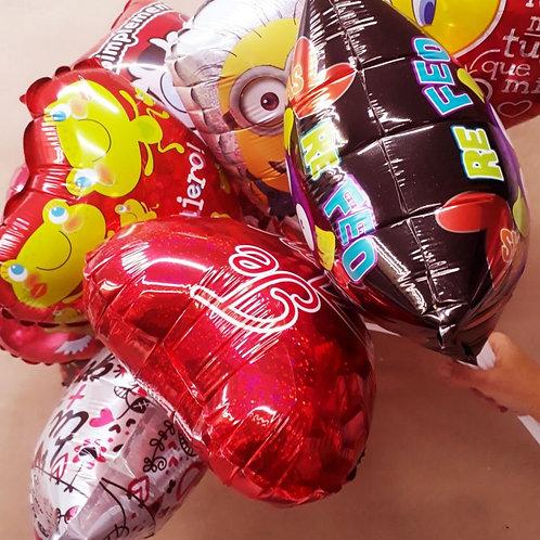 Love Balloons Impresos Jumbo