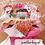 Thumbnail: Sweet Love Bouquet Cookies 9 galletas decoradas
