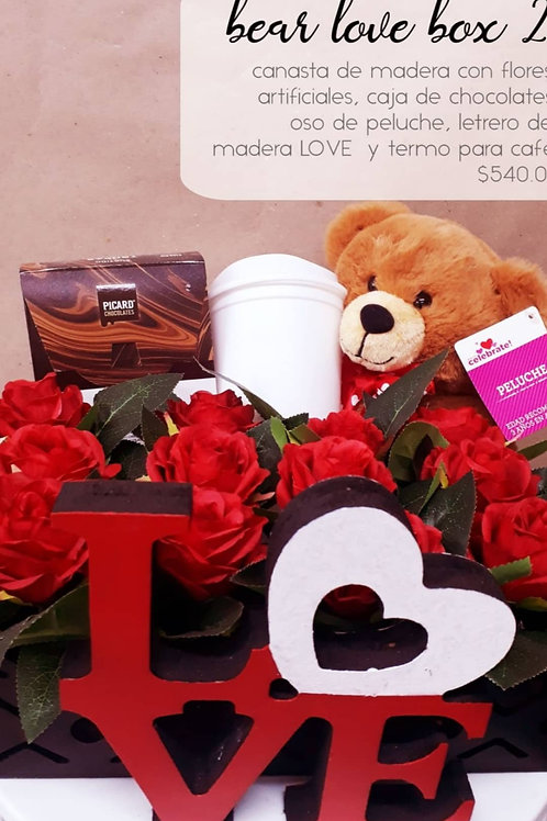 Bear Love Box grande