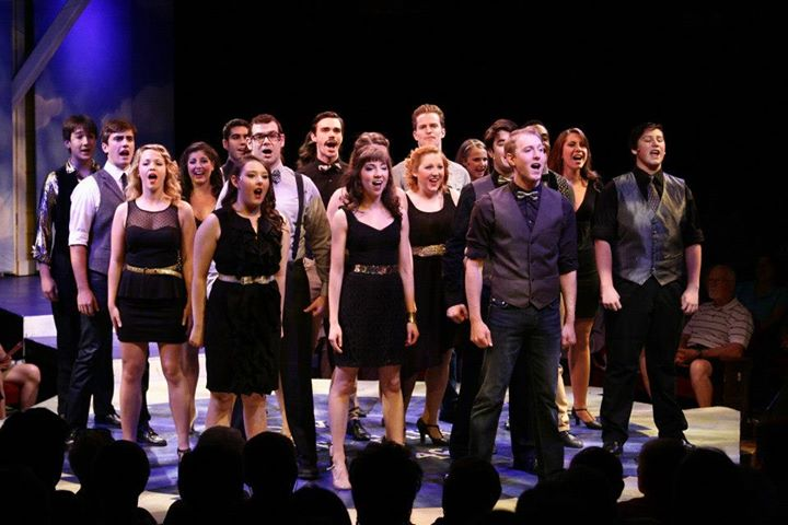 End of the Season Cabaret, 2012