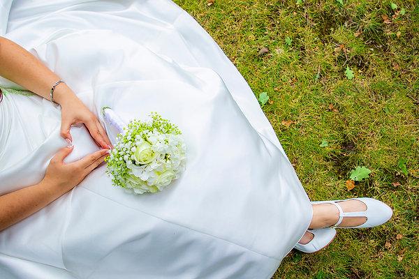 Fotoshooting (Hochzeit)
