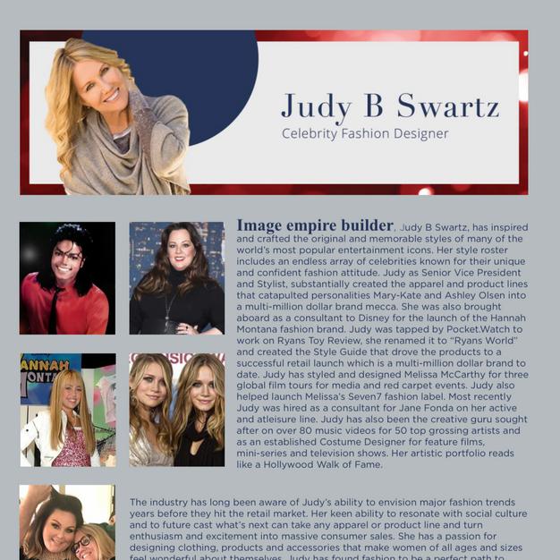Judy B Swartz