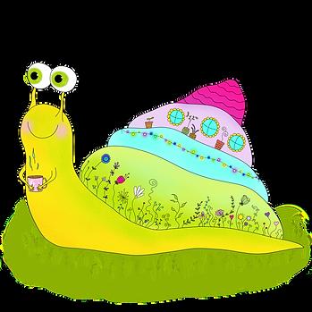Friendly Snail