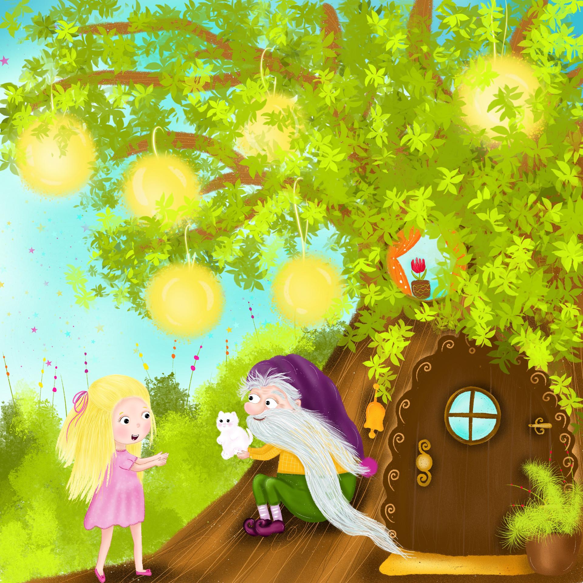 Magical House