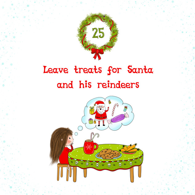 Treats for Santa