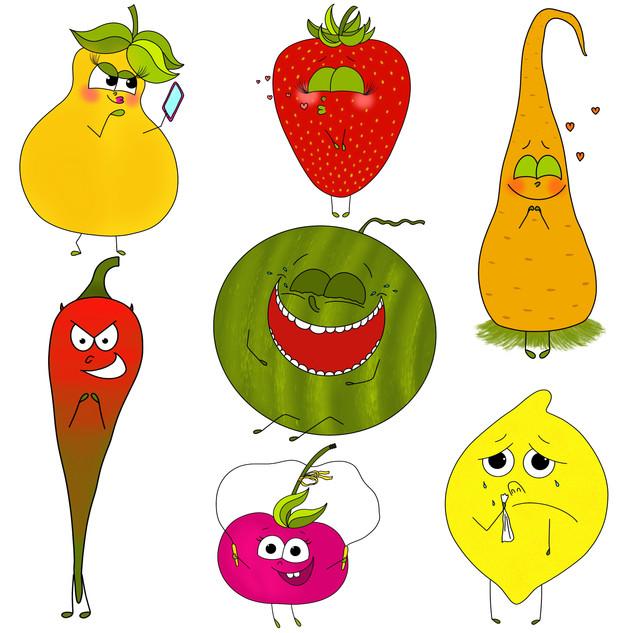 Emotional fruits