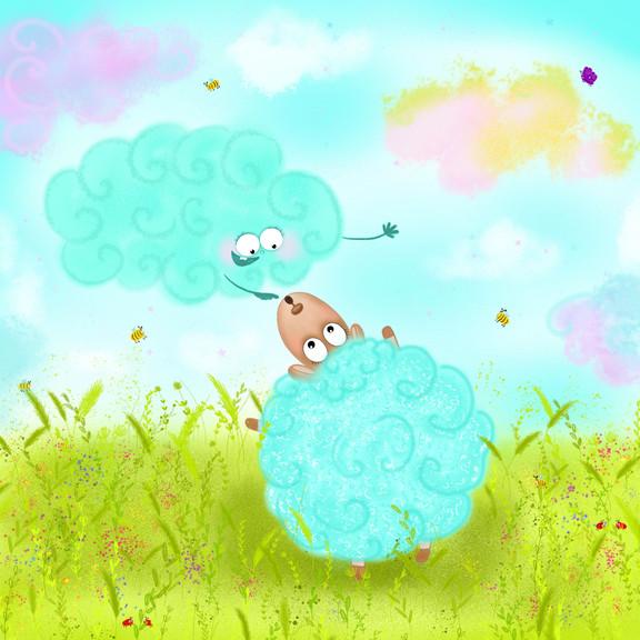 A Cloud and a Lamb