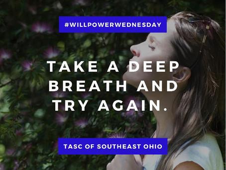 Willpower Wednesday - 9/1/2021