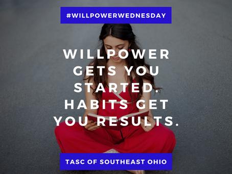 Willpower Wednesday - 7/28/2021