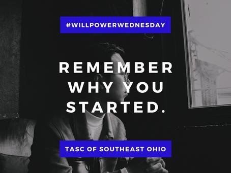 Willpower Wednesday - 8/11/2021