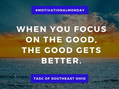 Motivational Monday - 8/9/2021