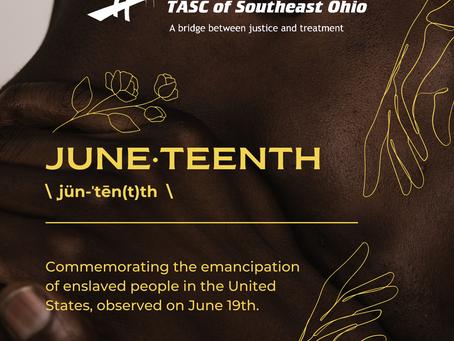 Juneteenth - 6/19/2021