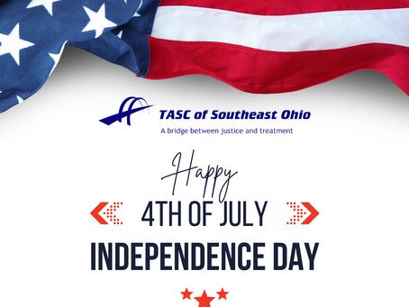 TASC of Southeast Ohio - 7/4/2021