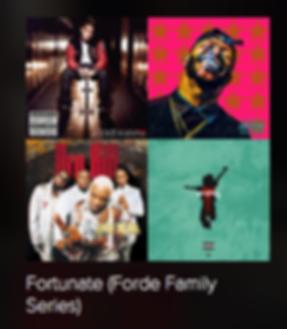 Fortunate Playlist