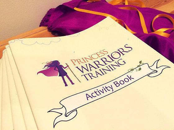 Activity Book: Princess Warriors Training