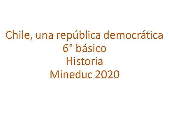 Chile, una república democrática