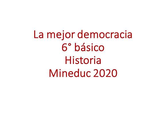 La mejor democracia