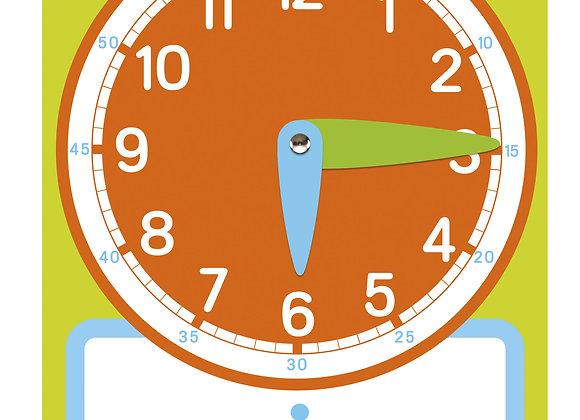 Reloj del alumno