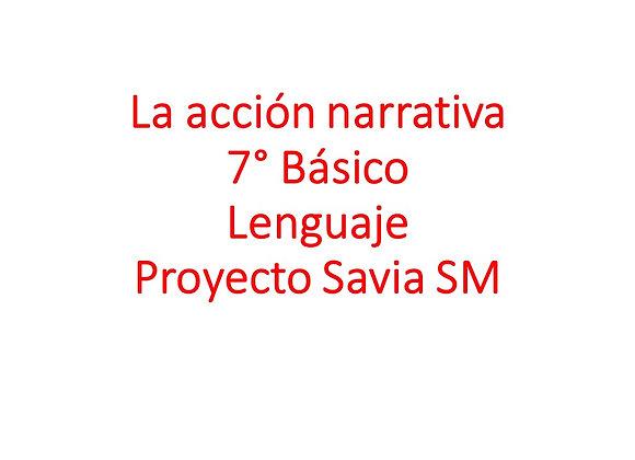 La acción narrativa
