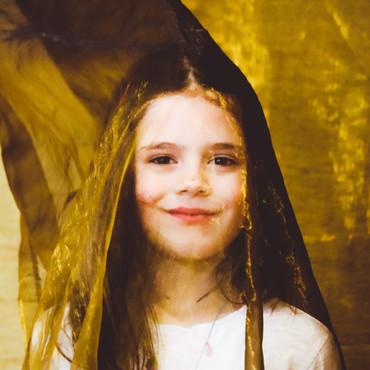 Klimt Portrait